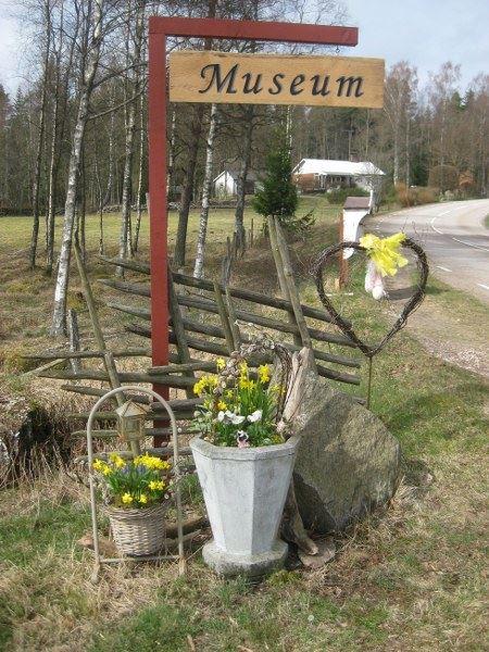 Nilsagårdens museum