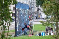 Visite guidée : Histoires de Street Art graffitis