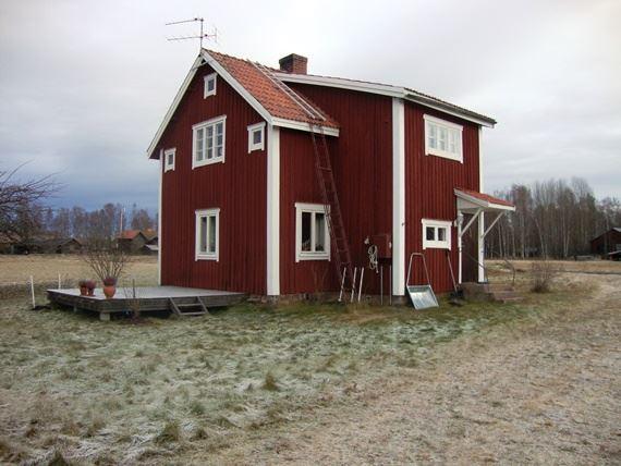 M905 Privat hus, Sollerön