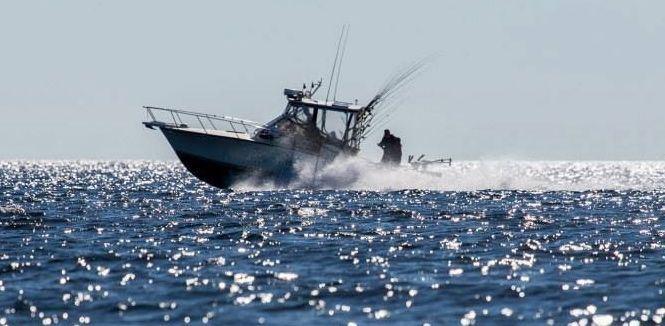 Abelfishing - Lax och torskfiske i Simrishamn