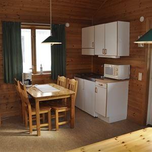 Saltviks Camping / Ferienhäuser