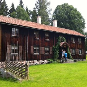 Gammelgården - Torsåkers Hembygdsgård