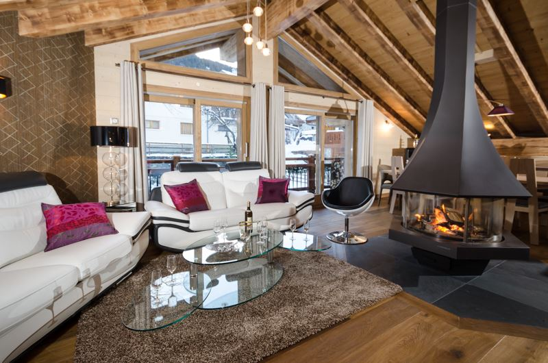 5 rooms 8 to 10 people / CHALET EMILIE (mountain of Exception)