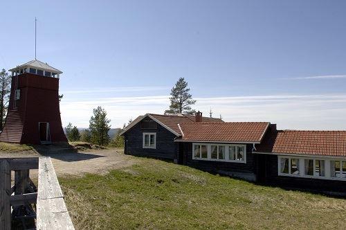 Nisse Schmidt, Särna