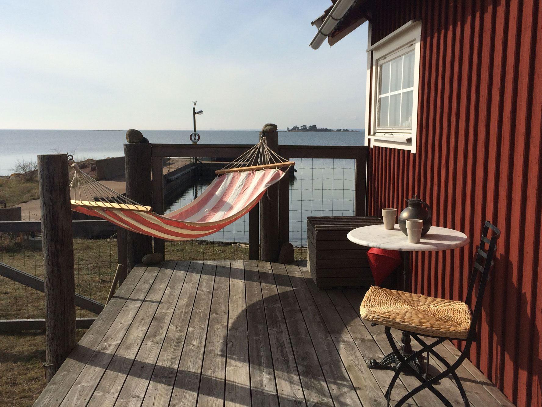 Stuga - Revsudden/Södra Revet