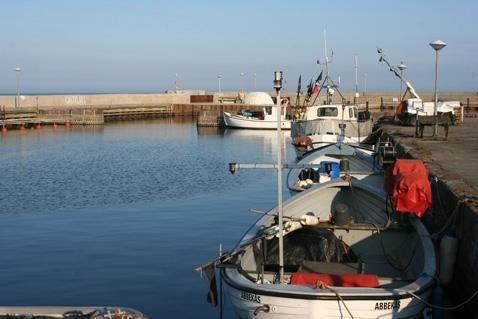Abbekås Havn