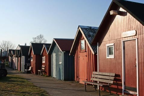 Susanna Kristersson, Hoddor i Abbekås hamn