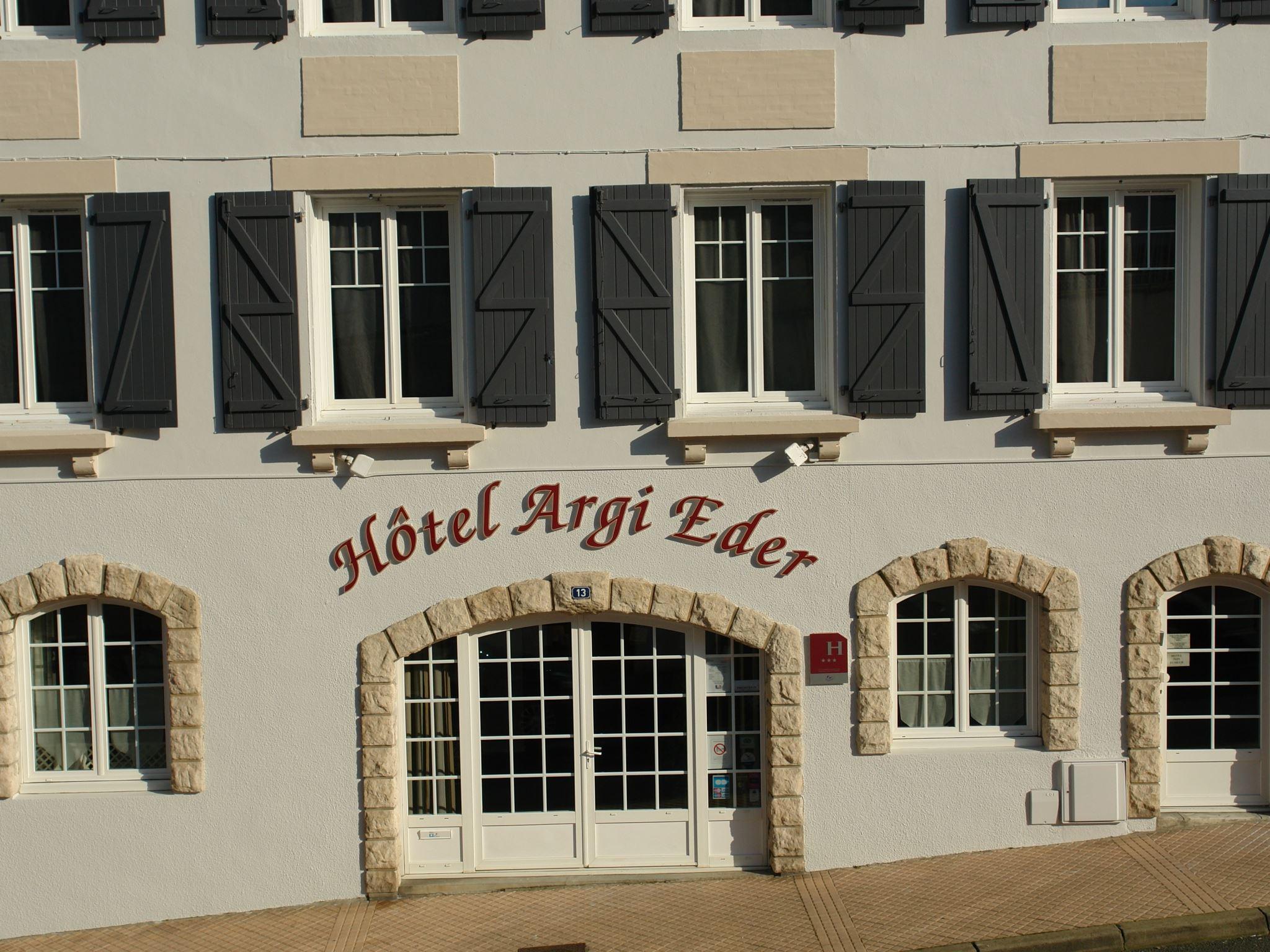 Hôtel ARGI EDER - Biarritz