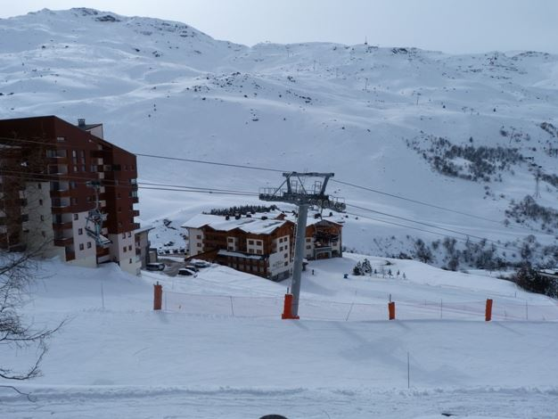2 Pièces 4 Pers skis aux pieds / SORBIER 201