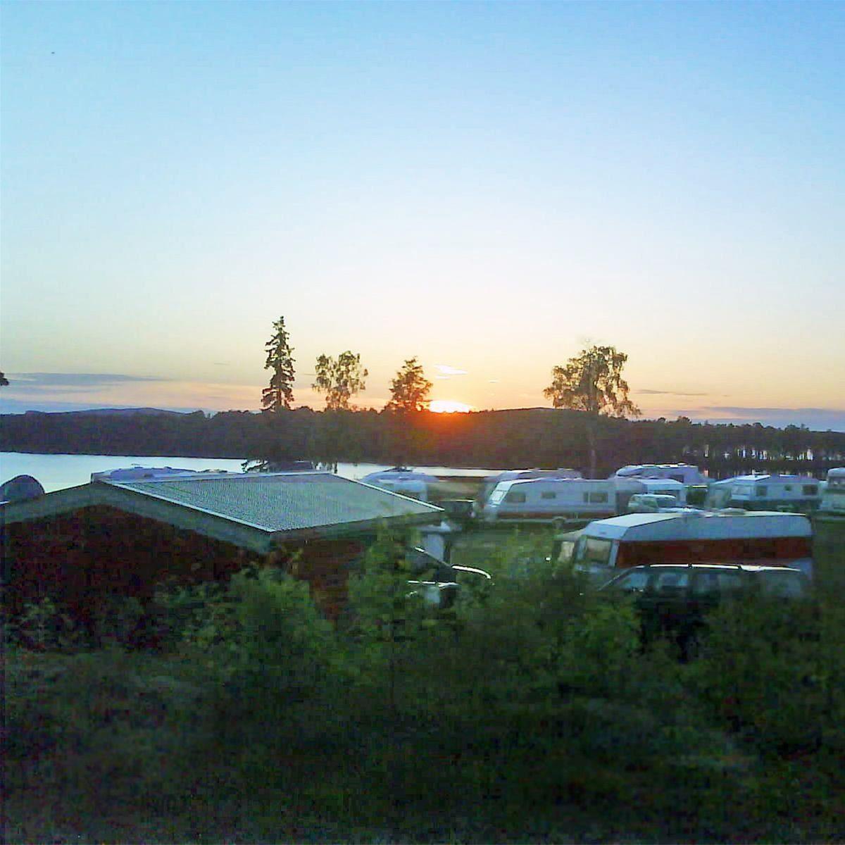 Foto: Guniris Jonasson, Omsjö Campsite