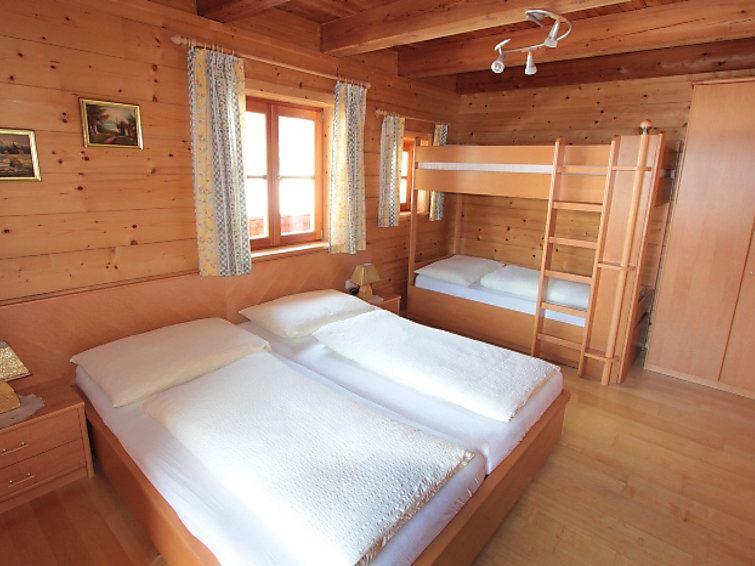 Leilighet for opp til 6 personer med 3 rom på Astlhof - Grossarl