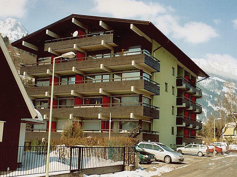 Lägenhet för upp till 3 personer med 1 rum på Haus Achenstrasse - Bad Hofgastein