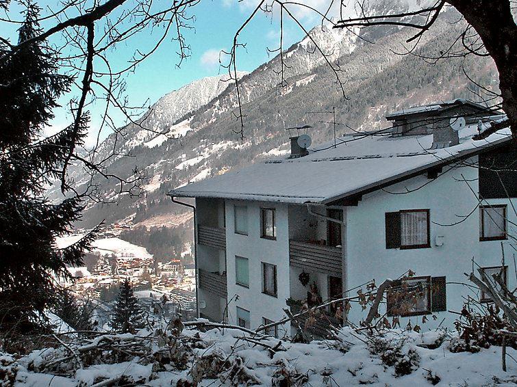 Lägenhet för upp till 6 personer med 3 rum på Haus Reitl - Bad Gastein