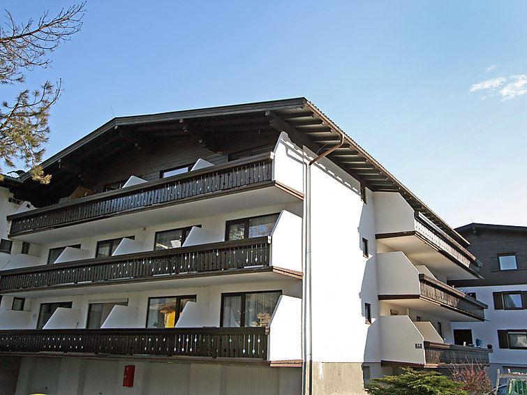 Leilighet for opp til 4 personer med 2 rom på Haus Vogt - Zell am See