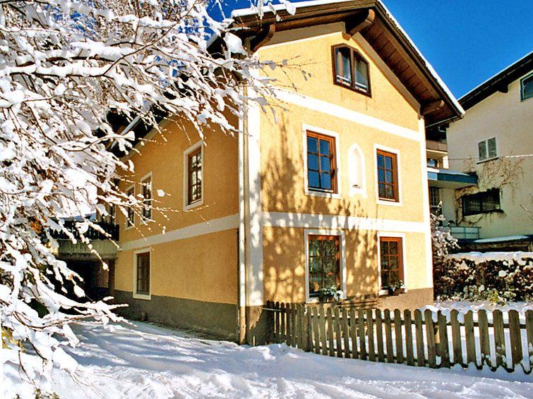 Lägenhet för upp till 10 personer med 4 rum på Ferienhaus Steiner - Zell am See