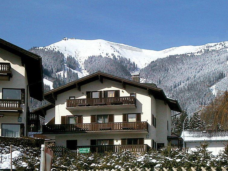 Lägenhet för upp till 4 personer med 2 rum på Haus Gander - Zell am See