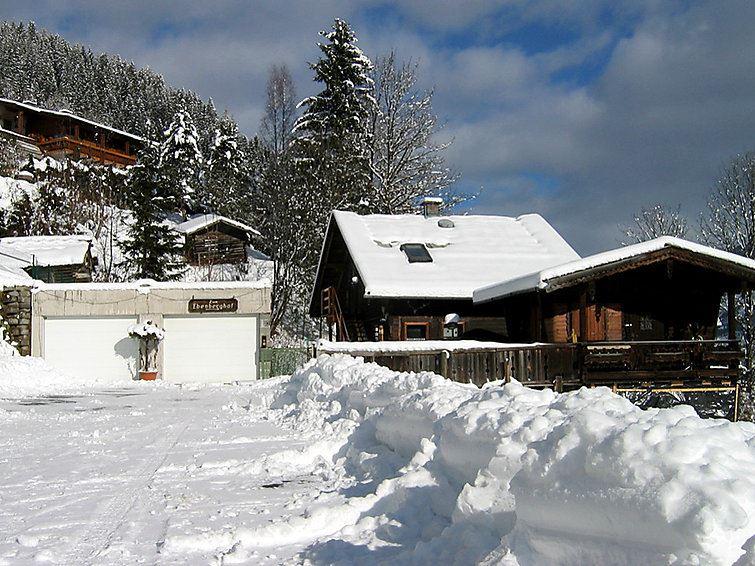 Lägenhet för upp till 2 personer med 2 rum på Ebenberghof - Zell am See