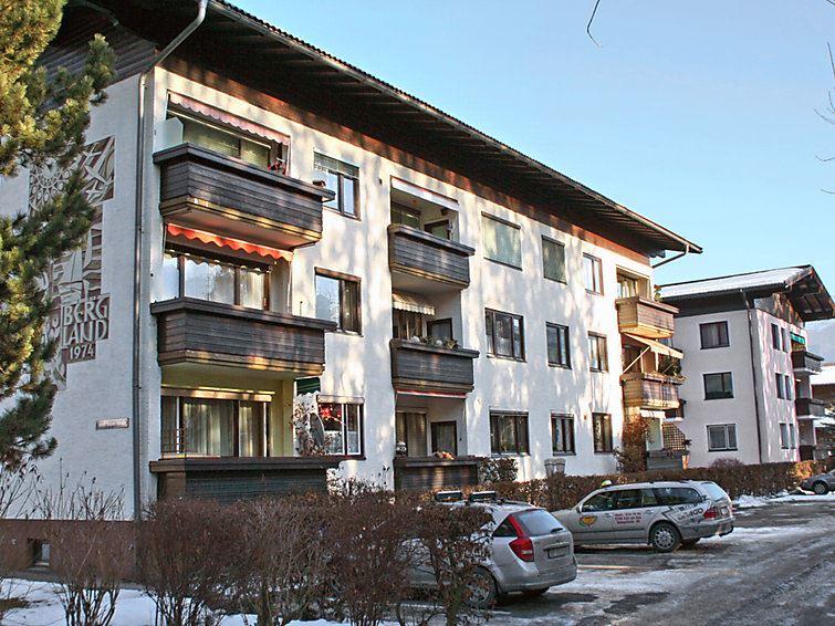 Lägenhet för upp till 4 personer med 2 rum på Haus Grani - Zell am See