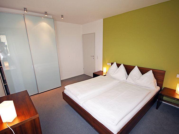 Leilighet for opp til 4 personer med 3 rom på Aparthotel SSG - Kaprun