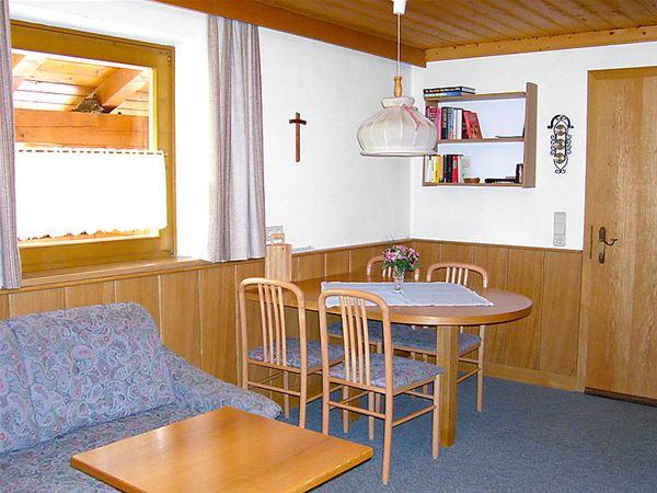 Lägenhet för upp till 6 personer med 3 rum - Jausern