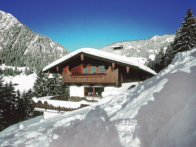 Lägenhet för upp till 6 personer med 3 rum på Kaiserhof - Alpbach