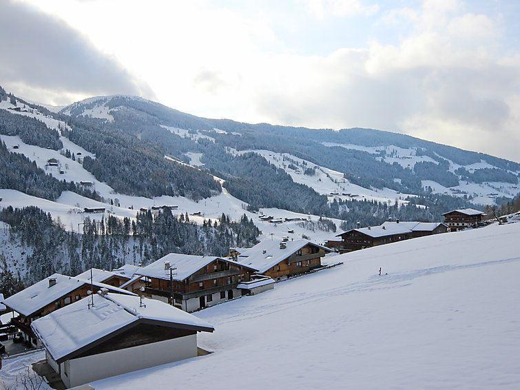 Lägenhet för upp till 3 personer med 3 rum på Apartment Bergblick - Alpbach