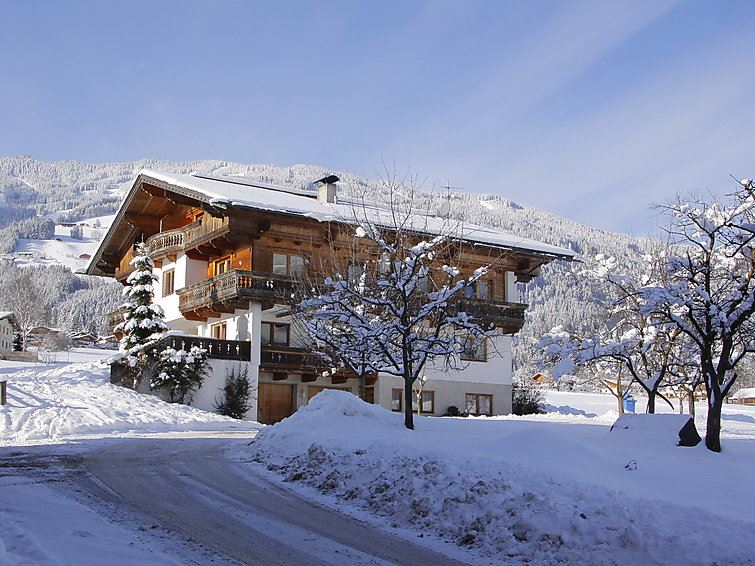 Lägenhet för upp till 2 personer med 2 rum på Haus Hansjörg - Fügen