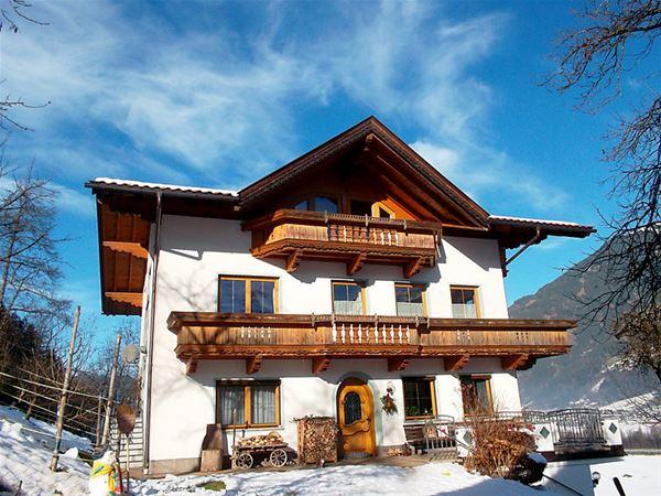 Lägenhet för upp till 6 personer med 3 rum på Herbert - Kaltenbach