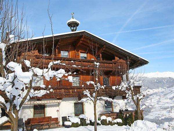Lägenhet för upp till 5 personer med 3 rum på Annelies - Aschau im Zillertal
