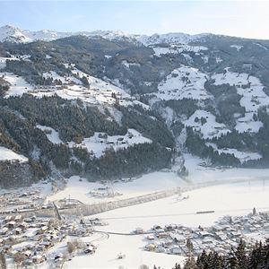 Lägenhet för upp till 7 personer med 4 rum på Annelies - Aschau im Zillertal
