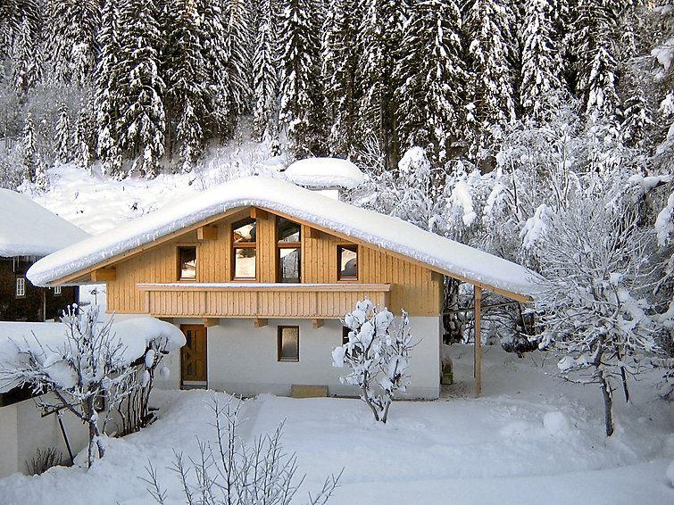 Semesterhus för upp till 10 personer med 7 rum på Chalet Haus Berghof - Gerlos