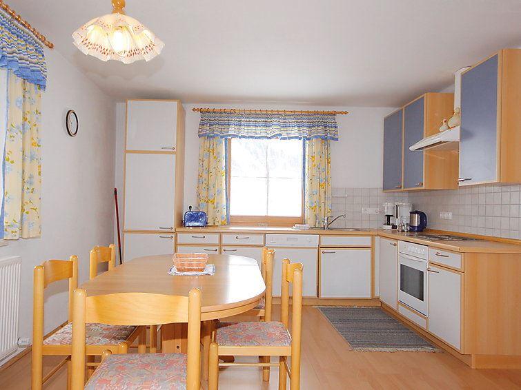 Lägenhet för upp till 5 personer med 3 rum på Frank - Ginzling
