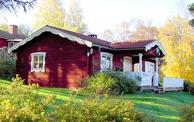 L524 Alvik, 11,5 km W Leksand