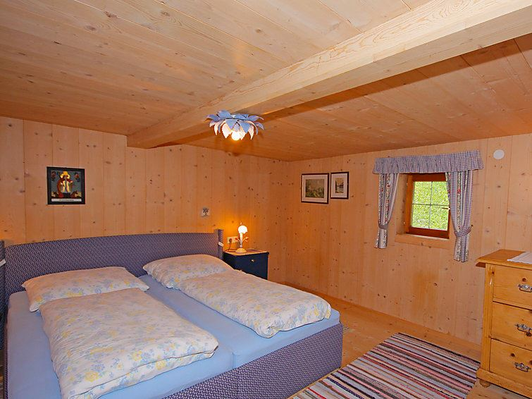 Feriehus Pechalhütte for opp til 6 personer med 4 rom - Finkenberg