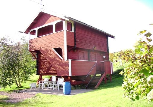 L530 Fornby, 9 km NV Leksand