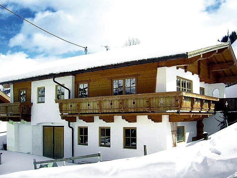 Semesterhus Tirol för upp till 10 personer med 9 rum - Kirchberg