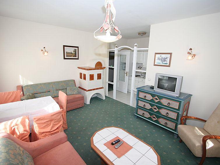 Lägenhet för upp till 4 personer med 2 rum på Gratt-Schlössl - St Johann in Tirol