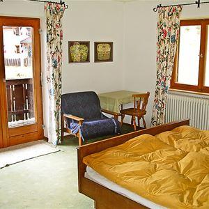 Semesterhus Fliegerklause för upp till 8 personer med 5 rum - Rettenbach