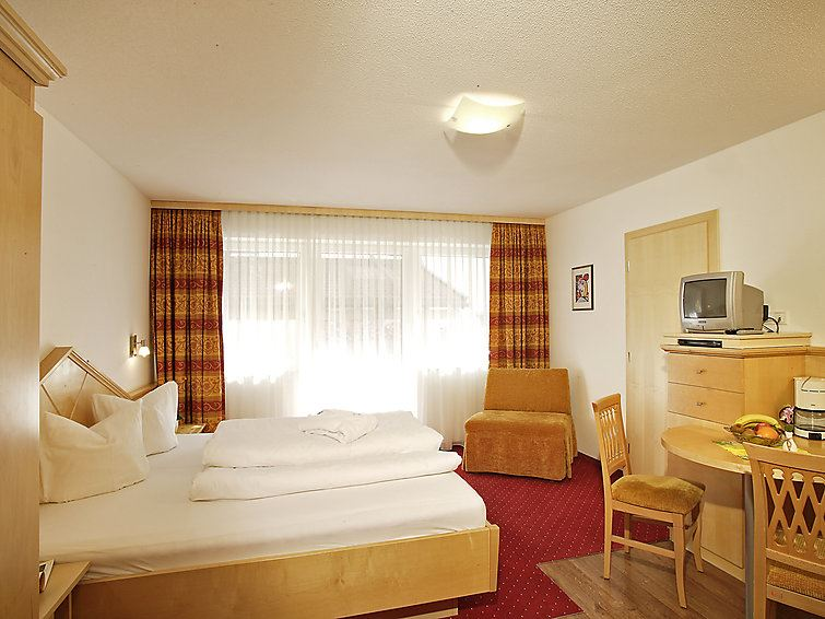 Lägenhet för upp till 2 personer med 1 rum på Falkner - Längenfeld