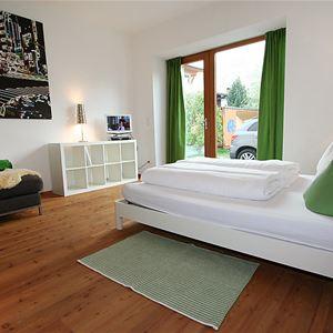 Semesterhus för upp till 10 personer med 6 rum på LOFT - Längenfeld