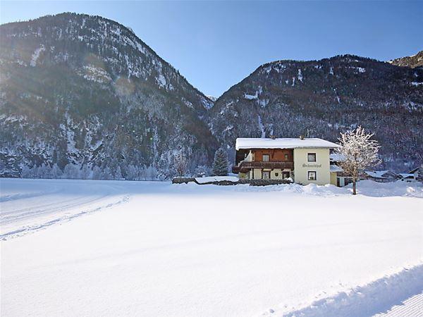 Lägenhet för upp till 5 personer med 3 rum på Schmidhof - Längenfeld