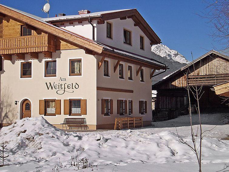 Feriehus Am Weitfeld for opp til 15 personer med 9 rom - Längenfeld