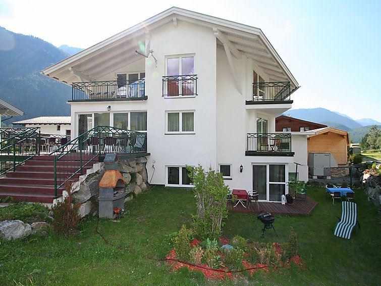 Lägenhet för upp till 8 personer med 4 rum på Alpenflora - Längenfeld