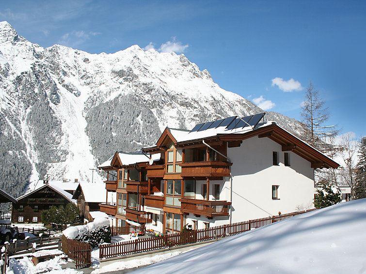 Lägenhet för upp till 4 personer med 3 rum på Burgstein - Längenfeld