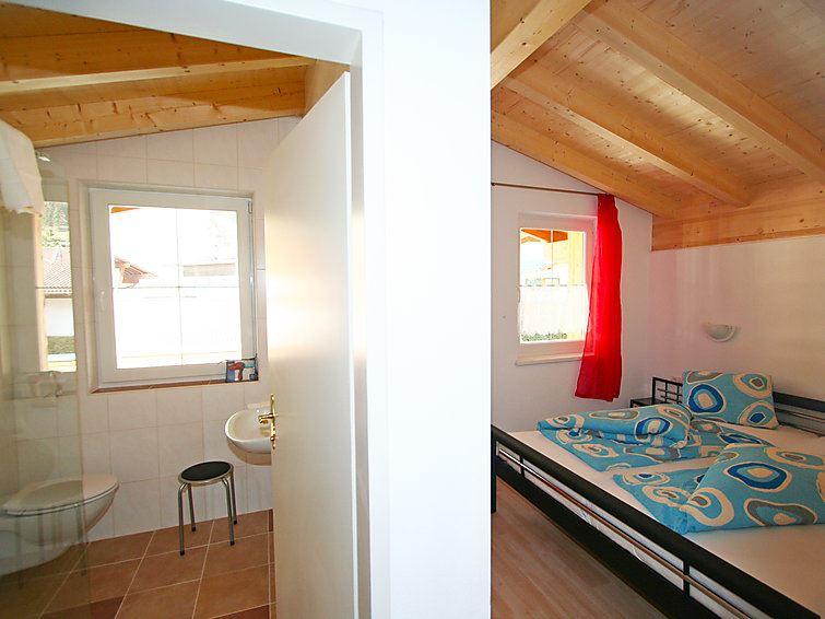 Semesterhus Längenfeld för upp till 8 personer med 4 rum - Huben