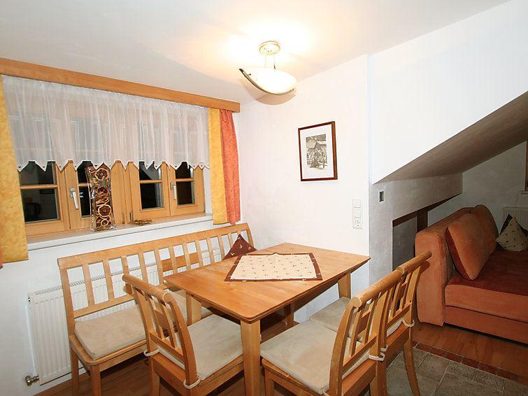 Lägenhet för upp till 4 personer med 2 rum på Zwieselstein - Zwieselstein