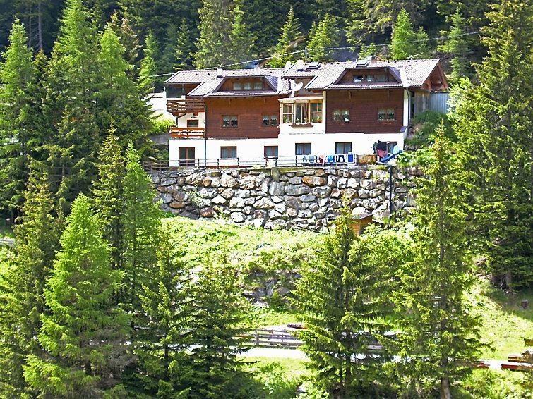 Lägenhet för upp till 6 personer med 3 rum på Toni - Bodenegg