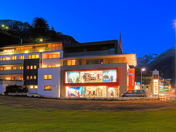 Lägenhet för upp till 7 personer med 4 rum på Sieglinde - Sölden