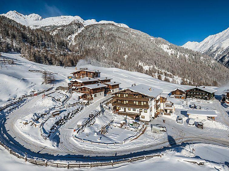 Semesterhus Grünwald Resort Sölden för upp til 4 personer med 3 rum - Sölden
