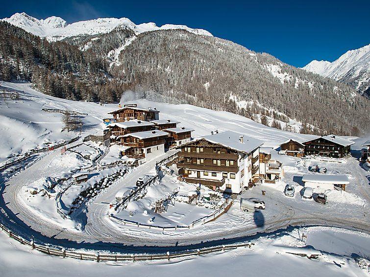 Semesterhus Grünwald Resort Sölden för upp till 12 personer med 7 rum - Sölden